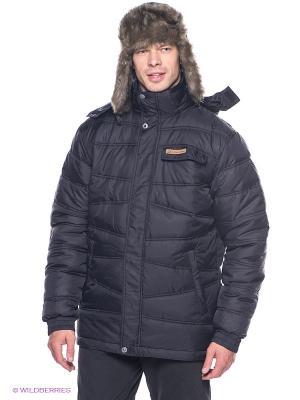 Куртка Alpine PRO. Цвет: черный
