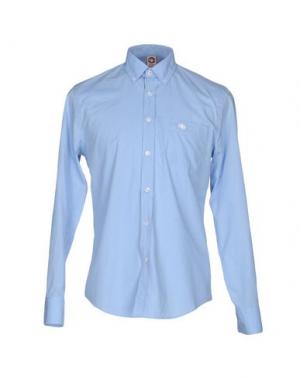 Pубашка MURPHY & NYE. Цвет: небесно-голубой