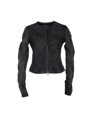 Куртка BAD SPIRIT. Цвет: черный