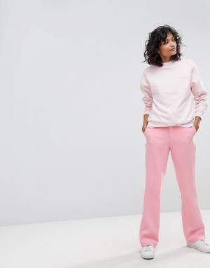 2nd Day Расклешенные брюки 2NDDAY Create. Цвет: розовый