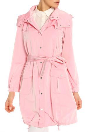 Плащ Marlys Marly's. Цвет: розовый