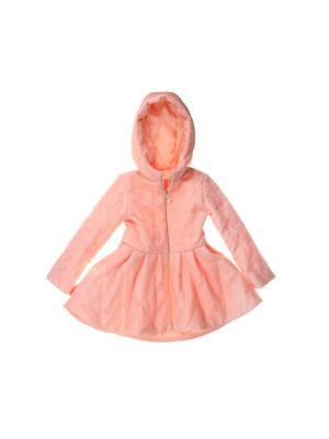 Куртка Stilnyashka. Цвет: персиковый