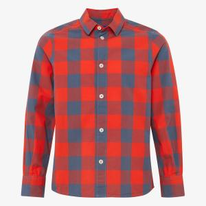 Рубашка Tom Tailor 203397500304556. Цвет: коричнево-серый