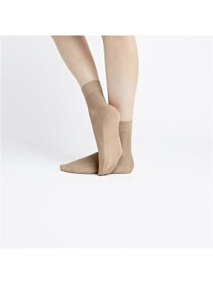 Носки SOLE Knittex. Цвет: светло-бежевый