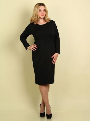 Платье Элит SPARADA. Цвет: черный
