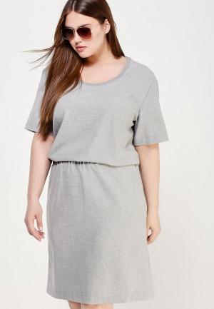 Платье Samoon by Gerry Weber. Цвет: серый