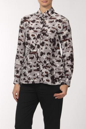 Блуза Thakoon. Цвет: черный