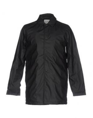 Легкое пальто KILT HERITAGE. Цвет: черный