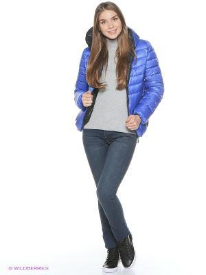 Куртка Grishko. Цвет: индиго
