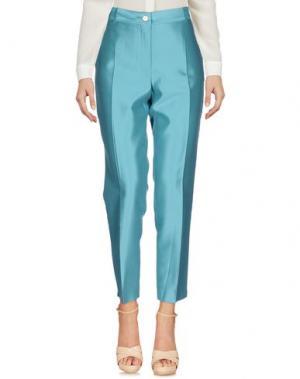 Повседневные брюки GERARD DAREL. Цвет: бирюзовый