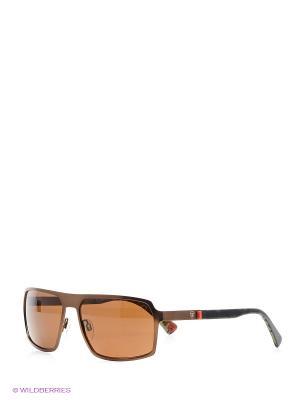Очки ST 4027 200 Strellson. Цвет: бронзовый