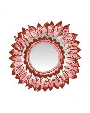 Зеркало DOMESTIC. Цвет: розовый