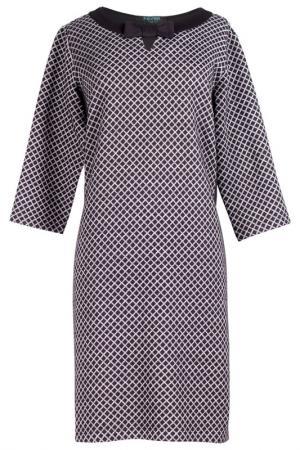 Платье FEVER LONDON. Цвет: black, white