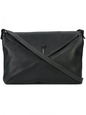 Сумка на плечо Envelope Ma+. Цвет: чёрный