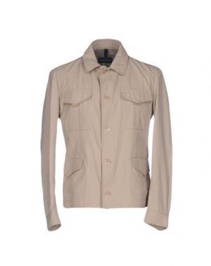 Куртка AQUARAMA. Цвет: верблюжий