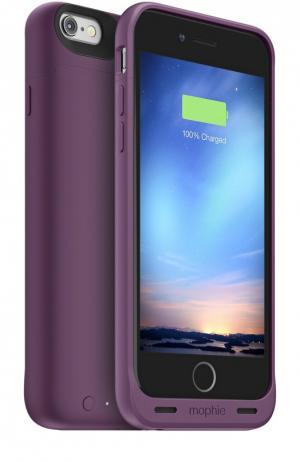 Чехол-аккумулятор Juice Pack Reserve для iPhone 6/6s на 1840 mAh Mophie. Цвет: фиолетовый