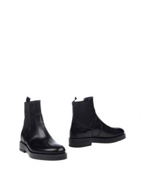Полусапоги и высокие ботинки TRIVER FLIGHT. Цвет: черный