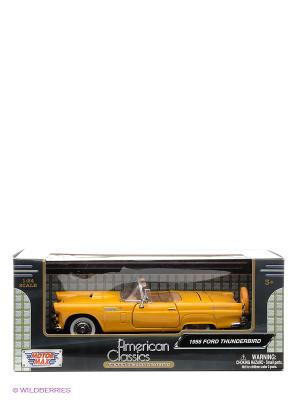 Автомобиль 1956 Ford Thunderbird Motormax. Цвет: желтый