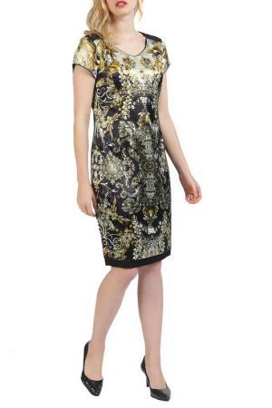 Платье Apanage. Цвет: schw.druck
