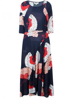 Платье Eprieure Paul & Joe. Цвет: многоцветный