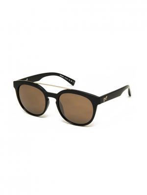 Солнцезащитные очки TM 554S 01 Opposit. Цвет: черный