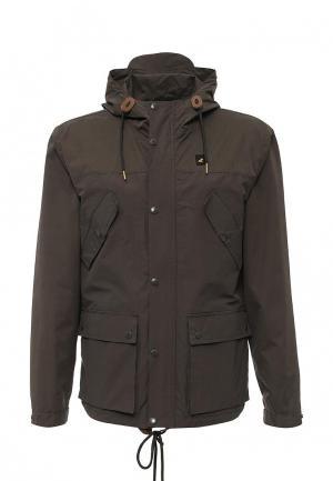 Куртка Fat Moose. Цвет: коричневый
