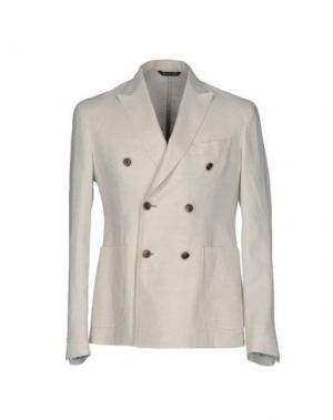 Пиджак BRIAN DALES. Цвет: светло-серый