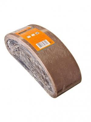 Шлиф-лента бесконечная 75x533мм Р60, 10шт Ермак. Цвет: серый
