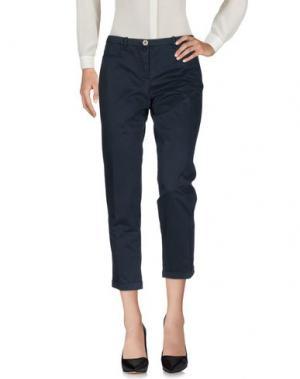 Повседневные брюки COAST WEBER & AHAUS. Цвет: синий