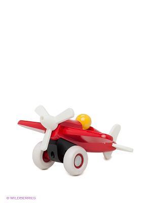 Самолетик с пропеллером BRIO. Цвет: красный