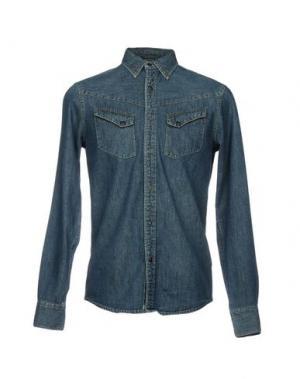 Джинсовая рубашка DENIM & SUPPLY RALPH LAUREN. Цвет: синий