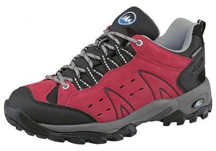 Спортивная обувь Mountain Low, Polarino. Цвет: красный
