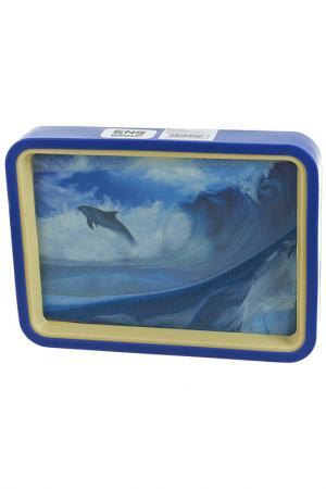 Картина из песка ENS. Цвет: синий