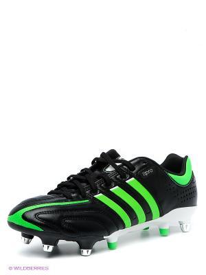 Бутсы 11PRO XTRX SG Adidas. Цвет: черный