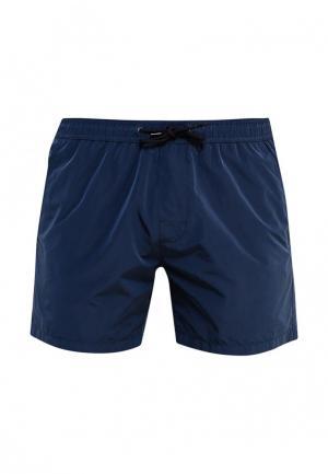 Шорты для плавания Mango Man. Цвет: синий