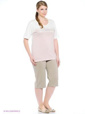 Комплект одежды RELAX MODE. Цвет: темно-бежевый