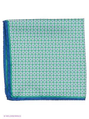 Платок-паше Troy collezione. Цвет: зеленый