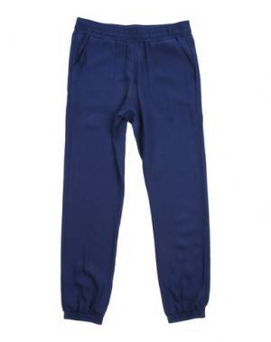 Повседневные брюки AMELIA. Цвет: синий
