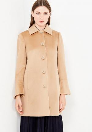 Пальто Max&Co. Цвет: бежевый