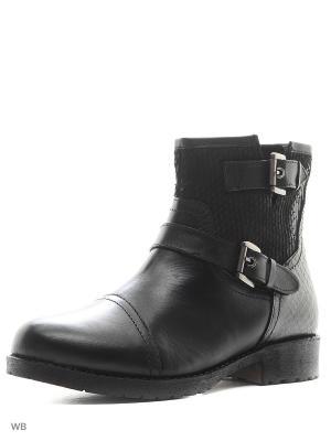 Ботинки Carmela. Цвет: черный