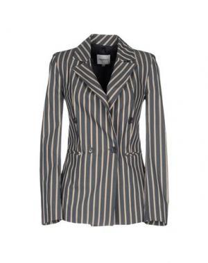 Пиджак ANNARITA N TWENTY 4H. Цвет: свинцово-серый