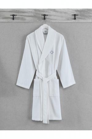Банный халат Marie claire. Цвет: белый