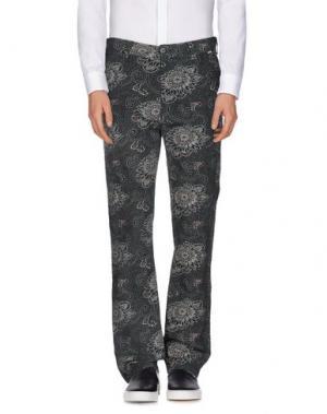 Повседневные брюки BSBEE. Цвет: черный