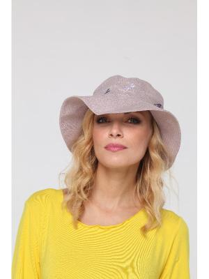 Шляпа Lak Miss. Цвет: сиреневый