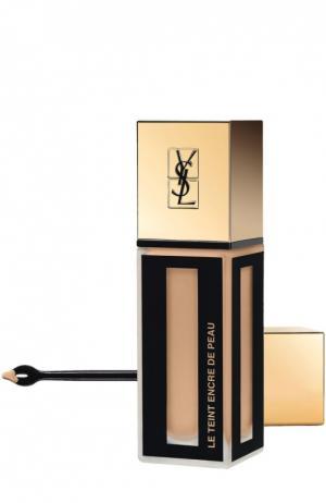 Encre De Peau Невесомый стойкий тональный крем BR50 YSL. Цвет: бесцветный