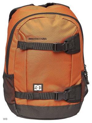Рюкзак DC Shoes. Цвет: оранжевый