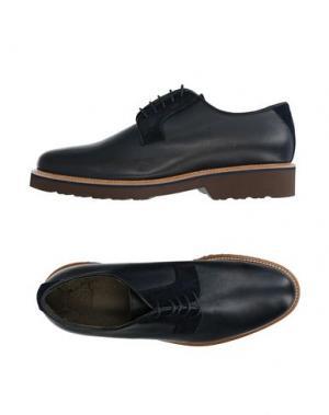 Обувь на шнурках BARBATI. Цвет: темно-коричневый