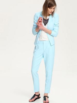 Пиджак Troll. Цвет: голубой
