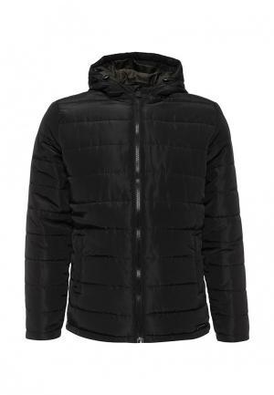 Куртка утепленная Only & Sons. Цвет: черный