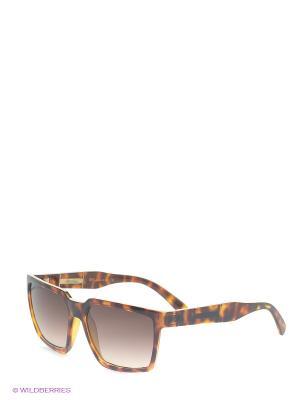 Очки солнцезащитные B 255 C2 Borsalino. Цвет: коричневый